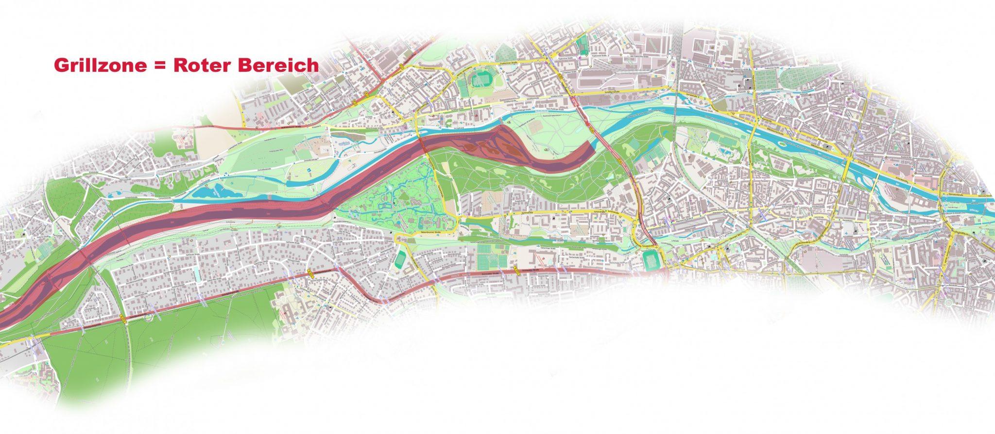 Isar Fluss Karte.Grillen Deine Isar E V